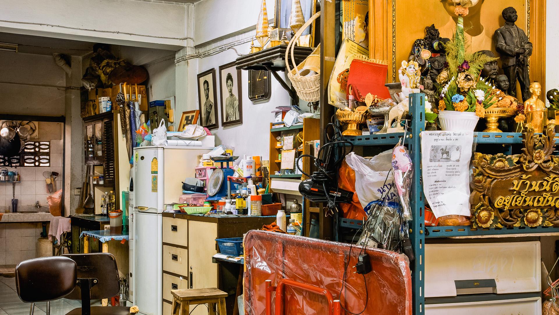 Shophouses - Antiques